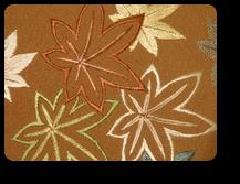 紅葉刺繍1